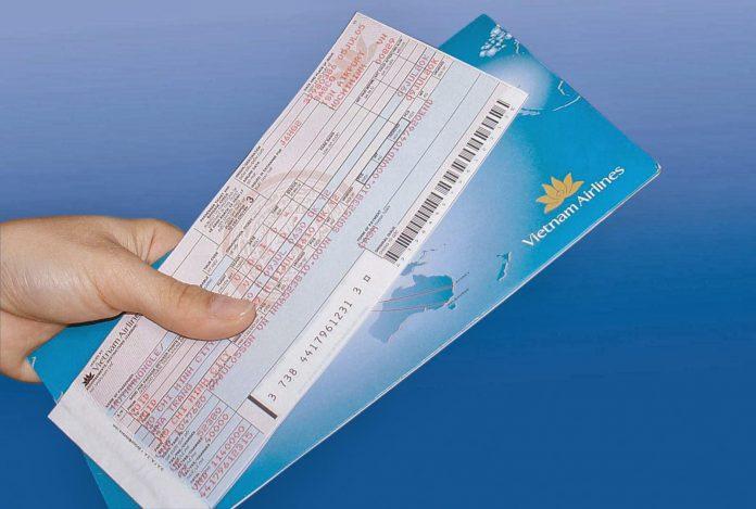 Sai sót khách quan của các đại lý kinh doanh vé máy bay