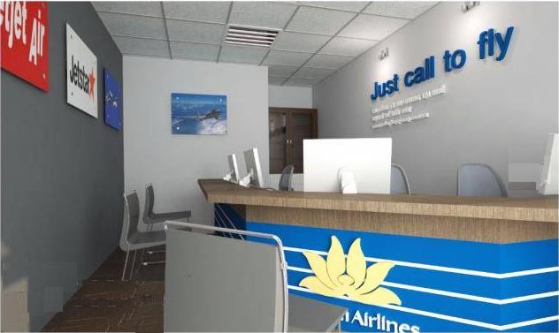 Lợi nhuận mà người bắt đầu kinh doanh vé máy bay được hưởng, mức lợi nhuận này vô cùng hấp dẫn