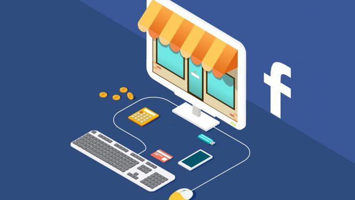 Dùng page facebook bán hàng