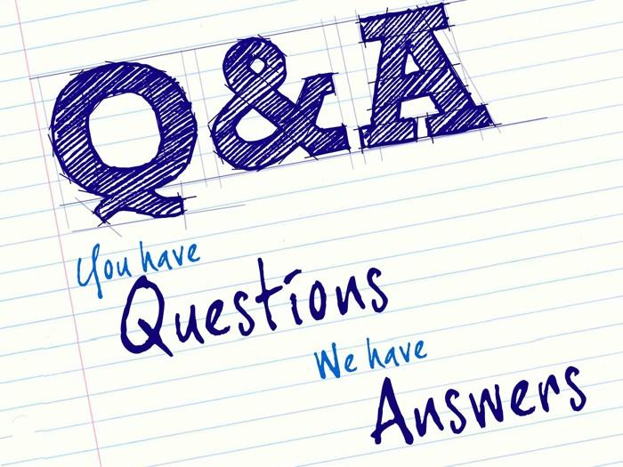 Kịp thời giải đáp mọi thắc mắc cho khách hàng.