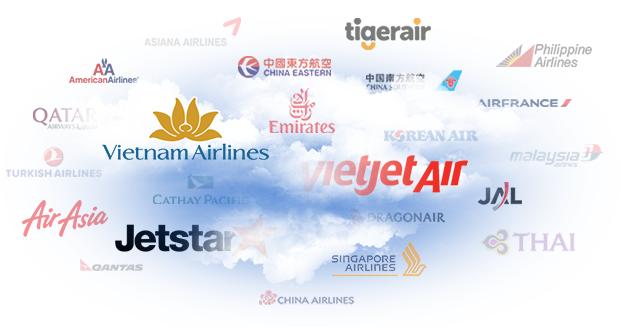Bán hàng cho các hãng hàng không