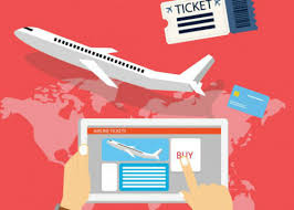 Kinh doanh ve may bay online