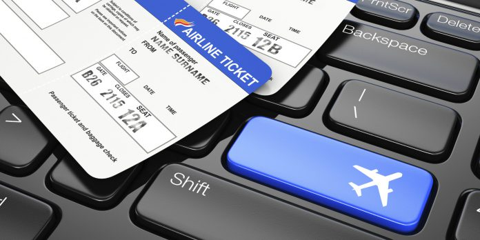 Đại lý bán vé máy bay không cần đến địa điểm kinh doanh mà hoàn toàn có thể bán trực tuyến và giao vé tận nhà cho khách.