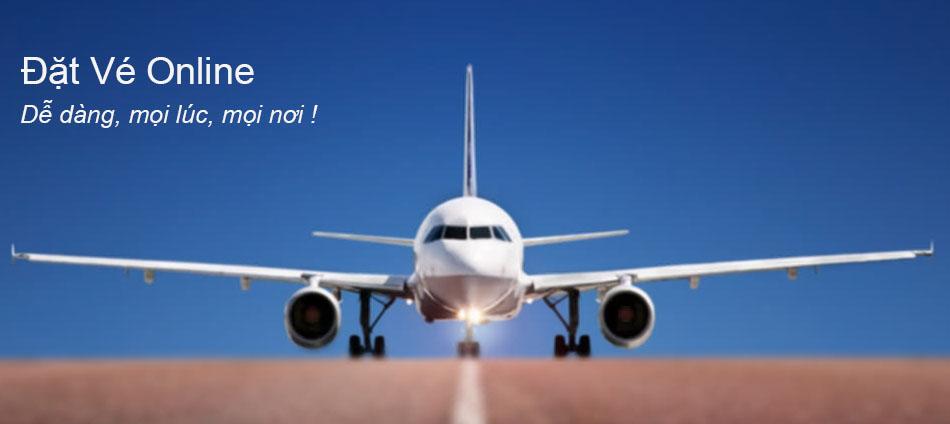 Săn vé máy bay online giá rẻ